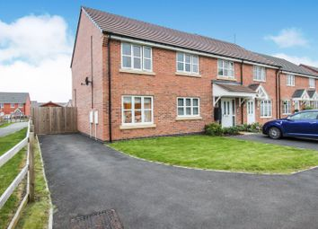 Thumbnail 1 bed flat for sale in Phildock Wood Road, Derby