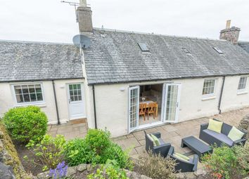 Thumbnail 2 bed semi-detached house for sale in Feus, Auchterarder, Perthsire
