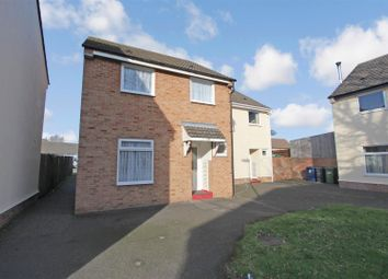 Thumbnail 3 bed semi-detached house for sale in Bevan Close, Huntingdon