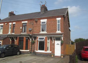 Thumbnail 2 bed semi-detached house to rent in Bradfield Road, Crewe