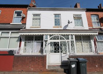 Thumbnail 5 bed terraced house to rent in Grassmere Road, Handsworth