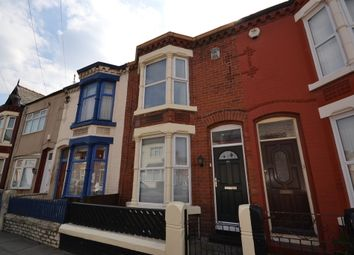 Thumbnail 3 bed terraced house for sale in Croxteth Avenue, Bootle, Liverpool