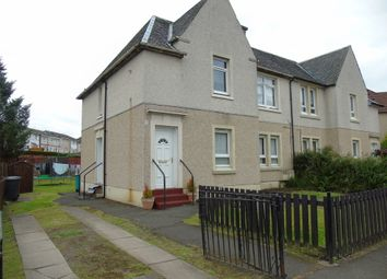 Thumbnail 2 bed flat for sale in Edward Street, Bargeddie, Glasgow