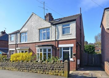 Thumbnail 4 bed semi-detached house for sale in Carter Knowle Road, Carter Knowle, Sheffield