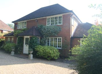 4 bed detached house for sale in Finchampstead Road, Wokingham RG40