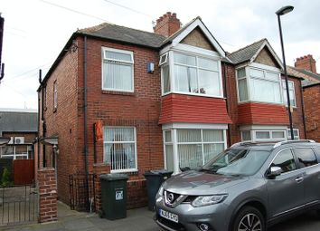 Thumbnail 3 bedroom semi-detached house for sale in David Street, Wallsend