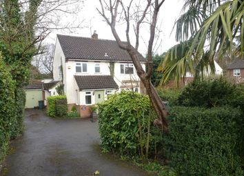 Thumbnail 4 bedroom detached house to rent in Green Lane, Farnham