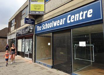 Thumbnail Retail premises to let in 16 Bridge Place, Worksop
