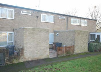 Thumbnail 3 bedroom terraced house for sale in Coventry Close, Wellfield Wood, Stevenage, Herts