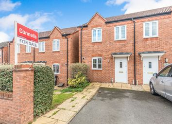 Thumbnail 3 bed semi-detached house for sale in Ley Hill Farm Road, Northfield, Birmingham