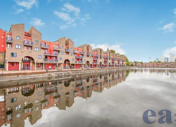 Thumbnail 3 bed flat for sale in Newlands Quay, London