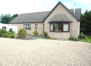 Thumbnail 3 bed detached bungalow to rent in Sarafand, Broadley, Buckie