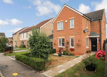 Thumbnail 3 bed detached house for sale in Orchard Close, Lincoln