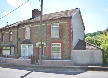Thumbnail 3 bed terraced house for sale in Commercial Street, Senghenydd, Caerphilly