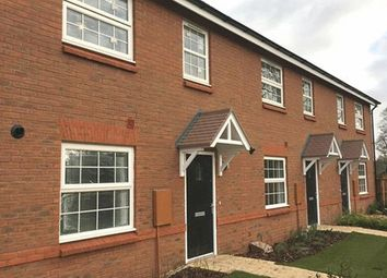 Thumbnail 3 bed end terrace house for sale in Dormer Avenue, Wing, Leighton Buzzard