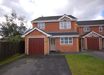 Thumbnail 4 bed detached house for sale in Jenny's Court, Belper