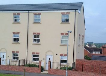 Thumbnail 4 bed end terrace house for sale in Buttermilk Crescent, Royal Wootton Bassett, Swindon
