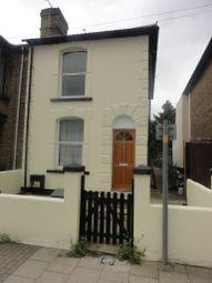 Thumbnail 2 bed end terrace house to rent in Trafalgar Street, Gillingham