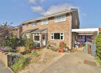 Thumbnail 3 bed semi-detached house for sale in The Woodlands, Leonard Stanley, Stonehouse, Gloucestershire