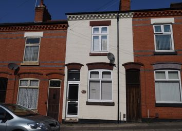 Thumbnail 2 bed terraced house to rent in Darley Street, Leicester