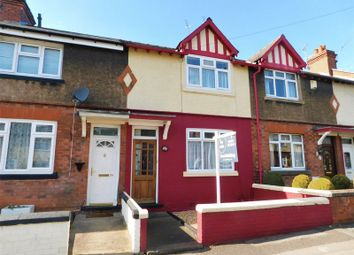 Thumbnail 2 bed terraced house for sale in Harrowby Street, Littleworth, Stafford