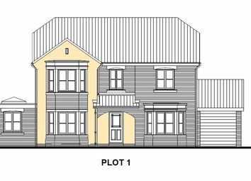 Thumbnail 4 bed detached house for sale in Plot 1 Buffs Lane, Heswall, Wirral