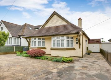 Thumbnail 3 bed detached bungalow for sale in Crosby Road, Westcliff-On-Sea, Essex