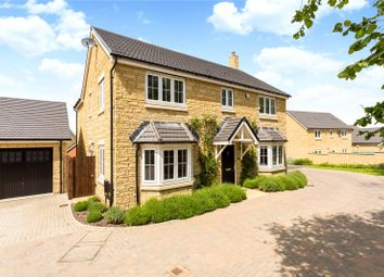 Thumbnail 4 bedroom detached house for sale in Dyehouse Field, Kings Stanley, Stonehouse, Glos