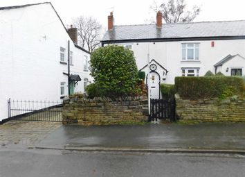 Thumbnail 2 bed end terrace house for sale in Smithy Green, Woodley, Stockport