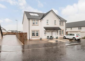 Thumbnail 3 bedroom semi-detached house for sale in Templehill View, Bearsden, Glasgow, East Dunbartonshire