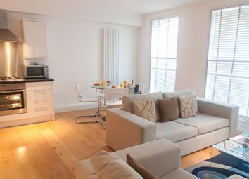 Thumbnail 1 bed flat to rent in Wellington Street, London