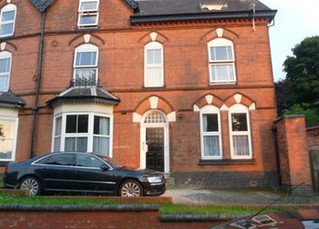 Thumbnail 1 bed flat to rent in Augusta Road, Birmingham
