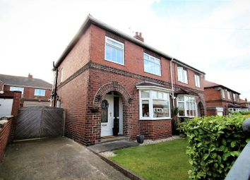 Thumbnail 3 bed semi-detached house for sale in St Josephs Mount, Pontefract