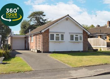 Thumbnail 3 bed detached bungalow for sale in Fordview Close, Great Glen, Leicester