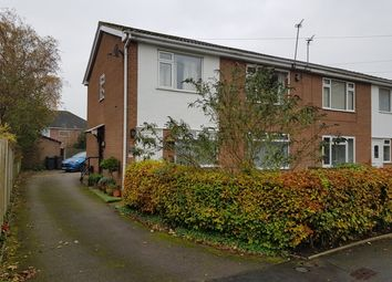Thumbnail 2 bed flat to rent in Oakhill Cottage Lane, Lydiate, Merseyside