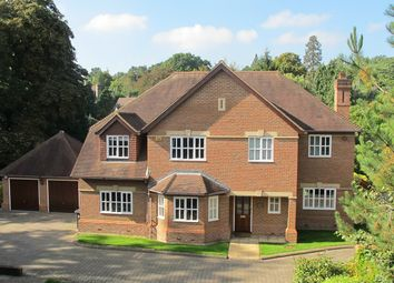 Thumbnail 5 bed detached house for sale in Knightsbridge Road, Camberley