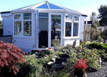Thumbnail 1 bed mobile/park home for sale in Tregatillian Homes Park, Tregatillian, St. Columb, Cornwall