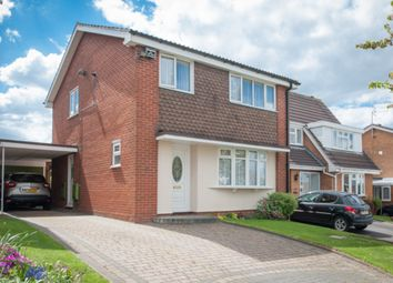 Thumbnail 4 bed detached house for sale in Beechcroft Road, Castle Bromwich, Birmingham