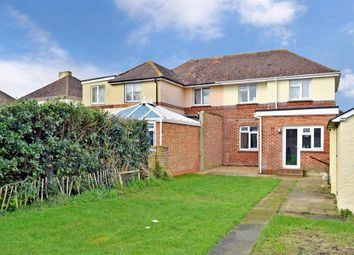 Thumbnail 3 bed semi-detached house for sale in Gladstone Road, Yapton, Arundel, West Sussex