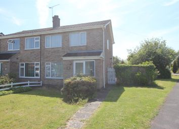 Thumbnail 3 bed semi-detached house for sale in Brodick Close, Hinckley
