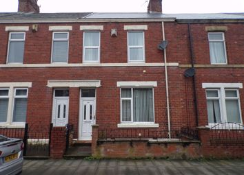 Thumbnail 2 bed terraced house for sale in Wansbeck Road, Jarrow