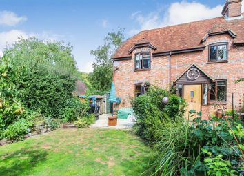 Thumbnail 3 bed semi-detached house for sale in Spring Lane, Cold Ash, Thatcham