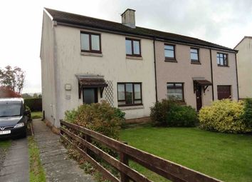 Thumbnail 3 bed semi-detached house for sale in St. Teresas Crescent, Dumfries