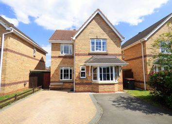 3 bed detached house for sale in Sundew Close, Bedford MK42