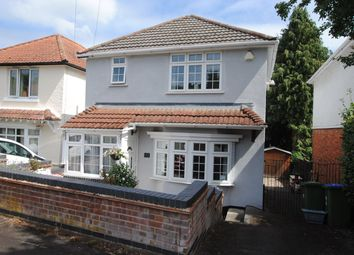 Thumbnail 3 bed detached house for sale in Dell Road, Southampton