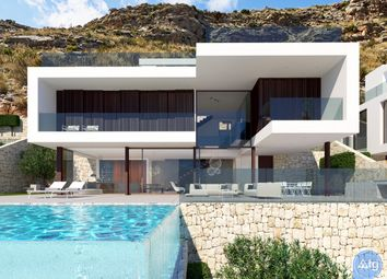 Thumbnail 4 bed villa for sale in Carrer Atenas, 35, 03509 Finestrat, Alicante, Spain