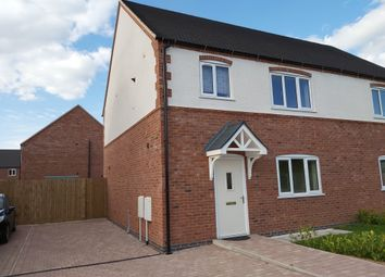3 bed semi-detached house for sale in Ragley Close, Coton Lane, Tamworth B79