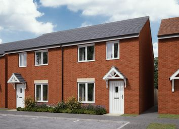 Thumbnail 3 bedroom semi-detached house for sale in Plots 155 Hele Park, Newton Abbot