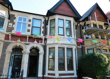 Thumbnail 2 bed flat for sale in Ground Floor Flat, Kimberley Road, Penylan, Cardiff.
