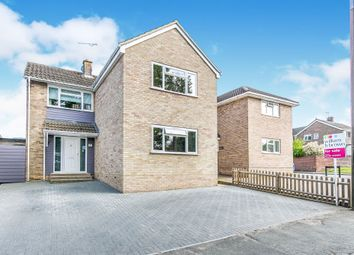 Thumbnail 4 bed detached house for sale in Mount Hill, Halstead